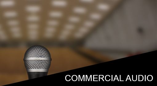 Commercial Audio