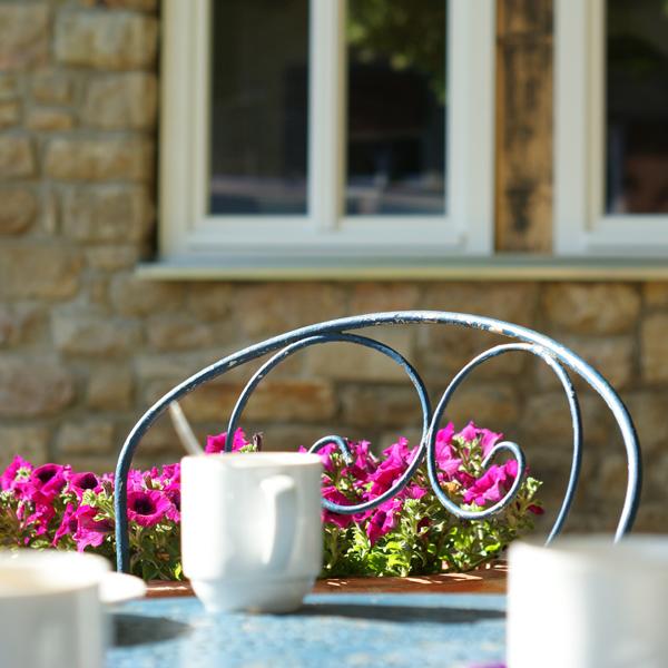 Gartenbeschallung