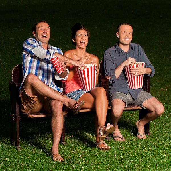 Outdoor Kino