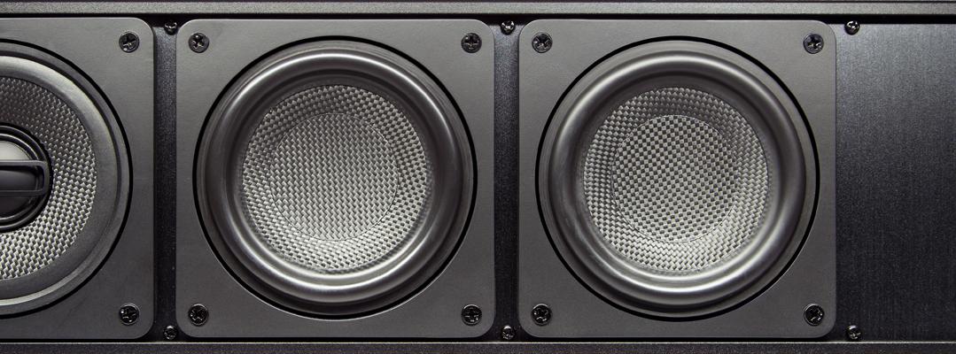 Soundbars für TV und Bildschirme