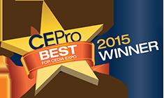 CEPro Best 2015