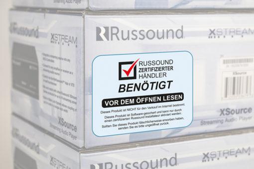 Russound - Zertifizierter Händler benötigt