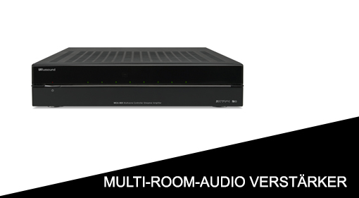 Multi-Room-Audio Verstärker