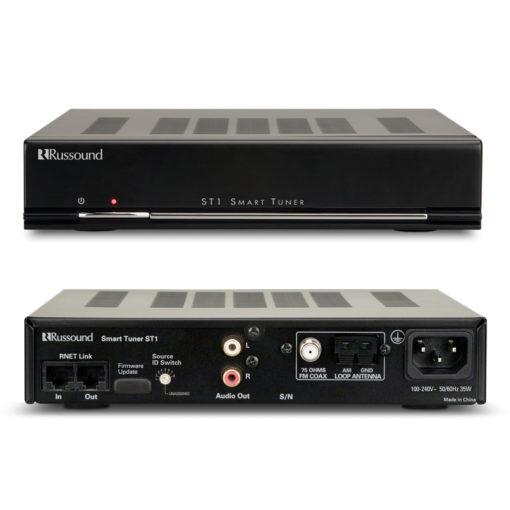 RU ST1 - Tuner für Multi Room Audio Anwendungen