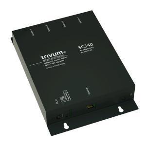 SC340 - Verstärker von trivum