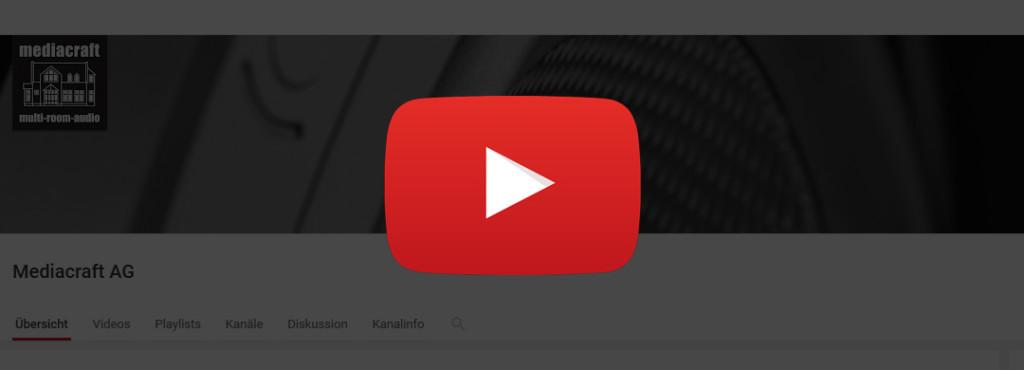mediacraft AG - Youtube