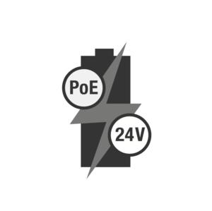 Eigenschaft - PoE oder Niederspannung