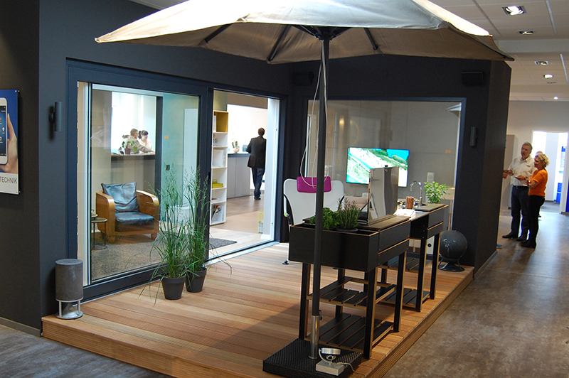 TiD Eröffnung in Bonn