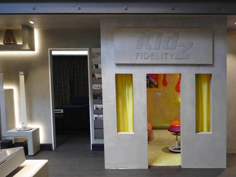 Neueröffnung bei FIDELITY in Hamburg