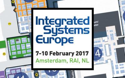 ISE 2017: mediacraft Marken auf der Integrated Systems Europe