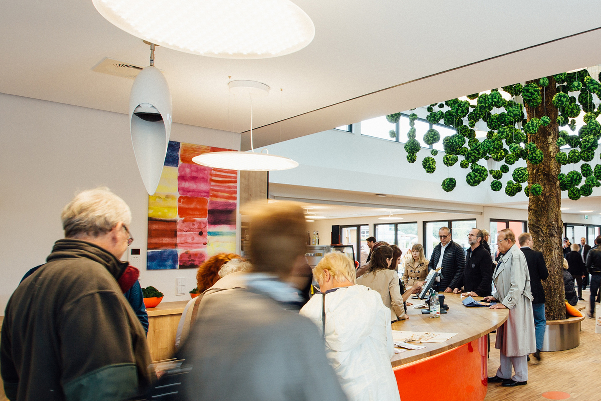 Fertighauswelt Gunzburg Modernste Ausstellung Der Hausbaubranche