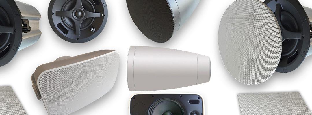 Sonance Professional Series – Lautsprecher für den kommerziellen Einsatz