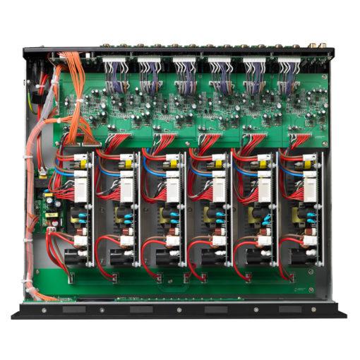 Z1250 - 12-Kanal Verstärker von Parasound