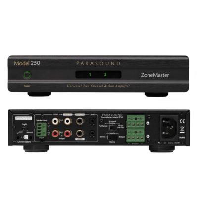 Z250 - 2-Kanal Verstärker von Parasound