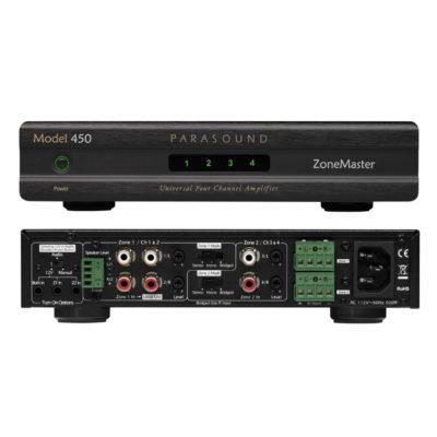 Z450 - 4-Kanal Verstärker von Parasound