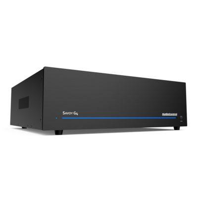 Vorderseite - Savoy G4 - Verstärker von Audiocontrol