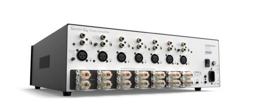Savoy G4 - Verstärker von Audiocontrol