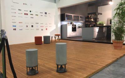 mediacraft Fachhändler controLED und controlled-rooms auf der Internationalen Einrichtungsmesse 2018