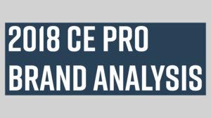 CE Pro kürt Brandleader - Sonance gleich 2 mal auf Platz 1