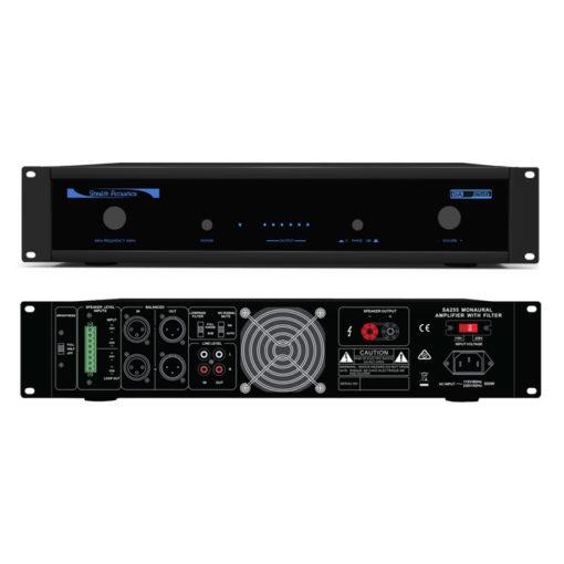SA255 - Stealth Acoustics