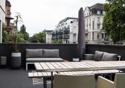 HiFi-Profis Wiesbaden mit neuer Gartenlautsprecher Demo 01