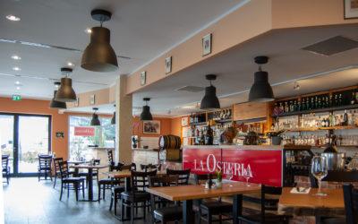 La Osteria in Hofheim bekommt klangliche Aufwertung