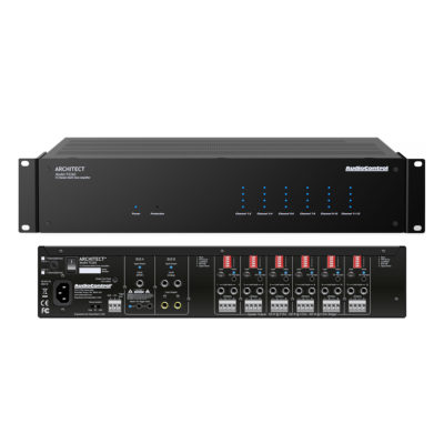 Architect P2260 - Audiocontrol Verstärker