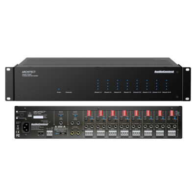 Architect P2660 - Audiocontrol Mehrkanal Verstärker