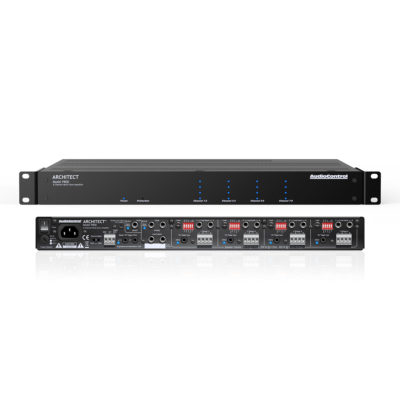 Architect P800 - Audiocontrol Verstärker