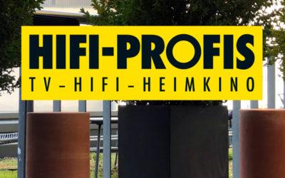 HIFI-PROFIS präsentierenLautsprecher für den Garten und die Terrasse