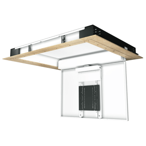 CHRS - Display Deckenklappe mit Drehgelenk, offen
