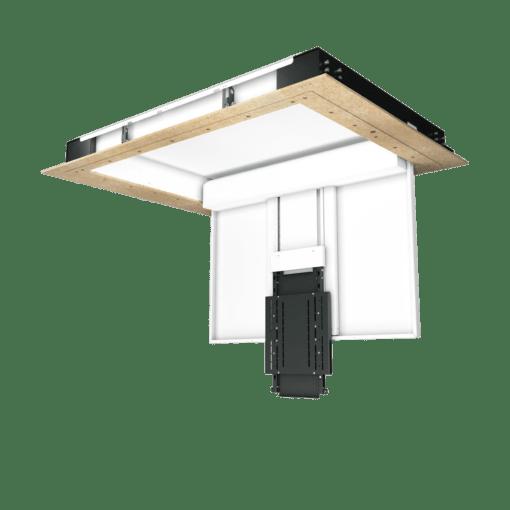 CHRT Deckenklappe mit Teleskop für TV-Geräte
