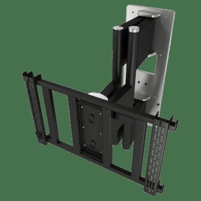 HQA2 - motorisierte Wandhalterung für große Flachbildschirme