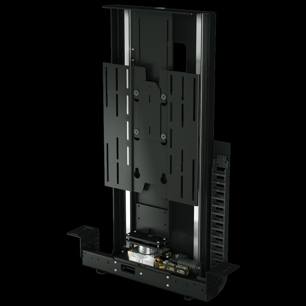 LSM-S - Liftesystem mit Drehgelenk für Displays