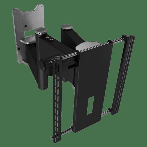 QA2 - motorisierte Wandhalterung für Flachbildschirme