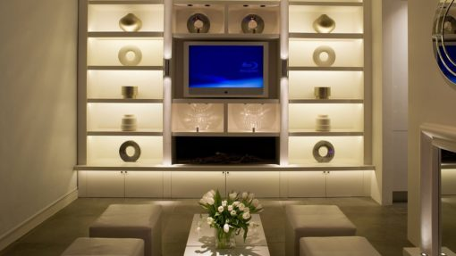 FB22 - Wandhalterung für Displays und TV