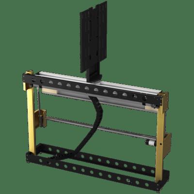 PLS - Display Lift mit Drehgelenk