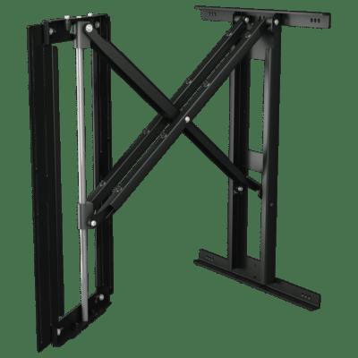 PS65 -Wandhalterung, manuell neigbar