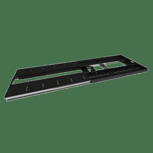 PST - manuelle Schiebehalterung für Projektoren