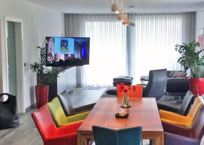 Fachhändler Media Lounge Jensch - Multi-Room-Audio im Penthouse
