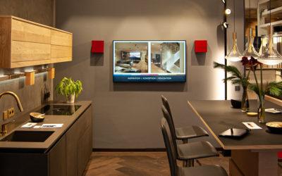 DESIGN.SMART.HOME eröffnet Wohnideen Showroom in Köln