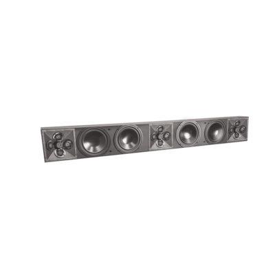 JA SPL 8 LCR BEQ - Soundbar mit selektierten Beryllium Hochtönern von James
