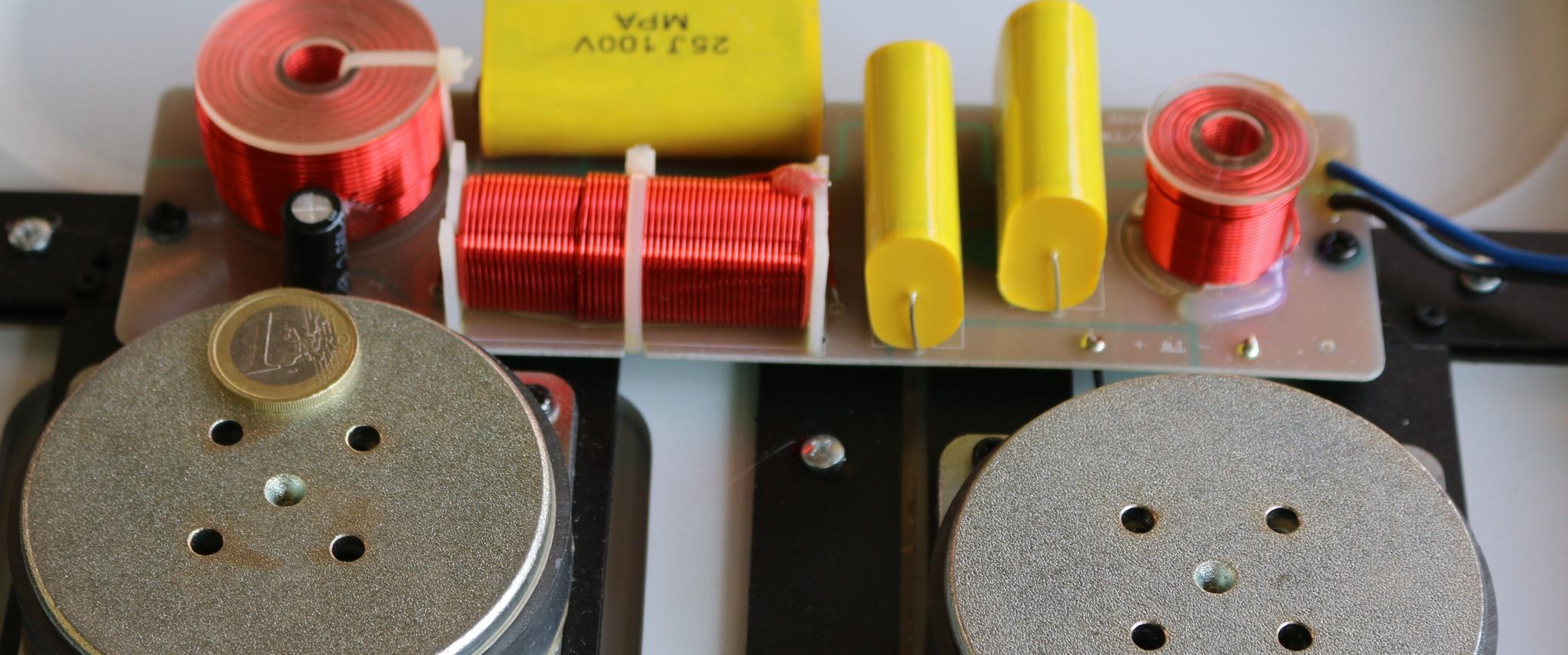 unsichtbare Lautsprecher - 2- oder 3-Wege Technik