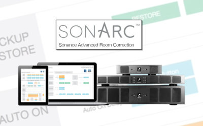 SONARC – Sonance Advanced Room Correction