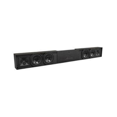 JA SPL 5Q L-R-P - Aktive Stereo Soundbar von James