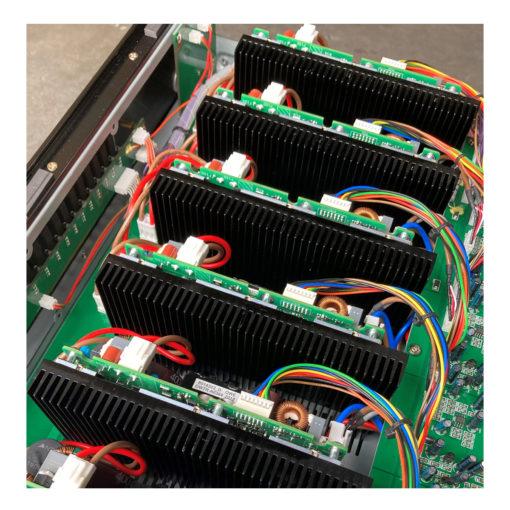 Z12 - Endverstärker von Parasound - Innenansicht